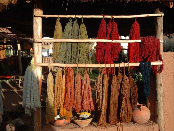 5. HANG THE WOOL TO DRY